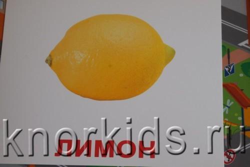 PA027986 500x333 Пластилиновая осень 2014   2. Лимон
