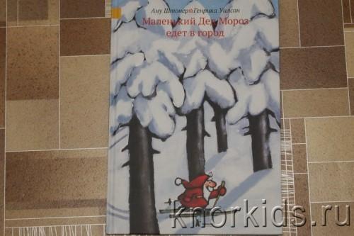 PA268832 500x333 Читательский дневник. Новогодние и зимние книги.