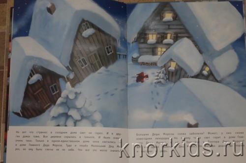 PA268852 500x333 Читательский дневник. Новогодние и зимние книги.