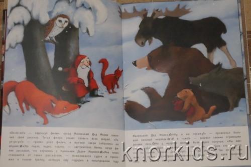 PA268853 500x333 Читательский дневник. Новогодние и зимние книги.