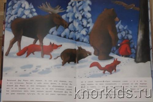 PA268854 500x333 Читательский дневник. Новогодние и зимние книги.