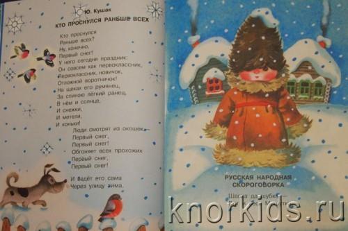 PA268865 500x333 Читательский дневник. Новогодние и зимние книги.