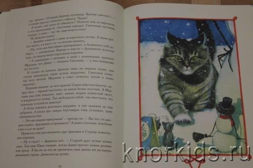 PA268886 500x333 Читательский дневник. Новогодние и зимние книги.