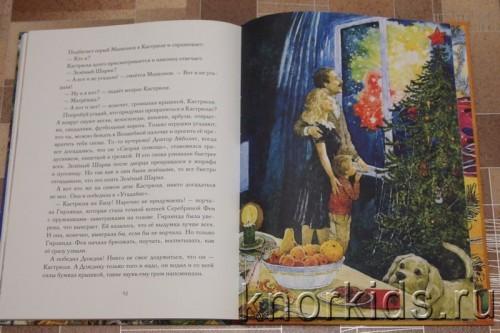 PA268901 500x333 Читательский дневник. Новогодние и зимние книги.