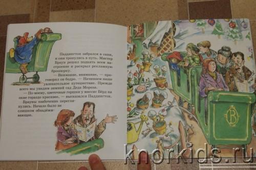 PA268905 500x333 Читательский дневник. Новогодние и зимние книги.