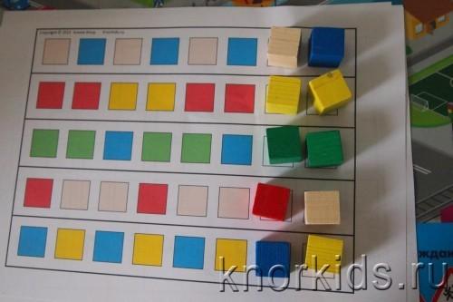 P1200993 500x333 Кубики   счетный материал