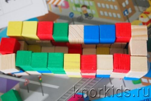 P1200998 500x333 Кубики   счетный материал