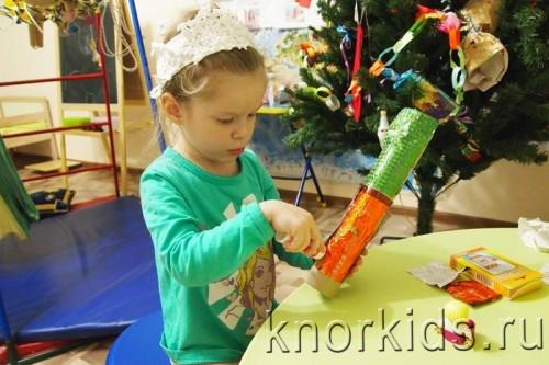 PC310449 500x333 Новогодняя конфетка: подарок на ёлку