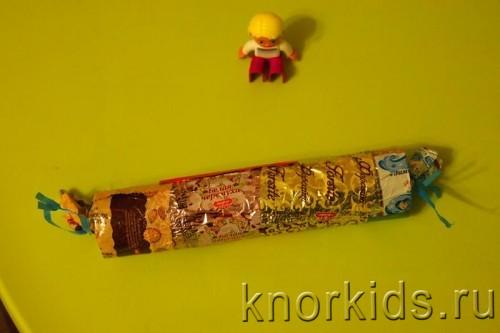 PC310475 500x333 Новогодняя конфетка: подарок на ёлку