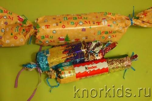PC310480 500x333 Новогодняя конфетка: подарок на ёлку