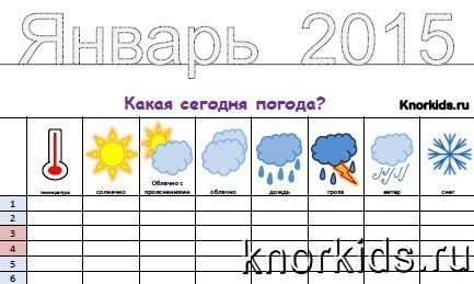 image 02 Календарь погоды 2015