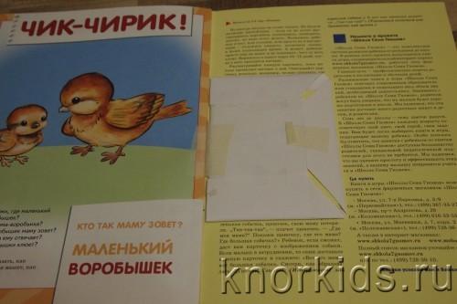 P4022420 500x333 Организация хранения мелких материалов Академии Умница и Школы семи гномов
