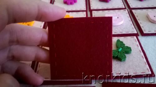 WP 20160303 09 44 29 Pro 500x280 Игра мемори из фетра Цветочки и бабочки своими руками. Мастер класс.